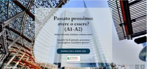 Essere o Avere which one to use in Italian. Try this free Italian exercise