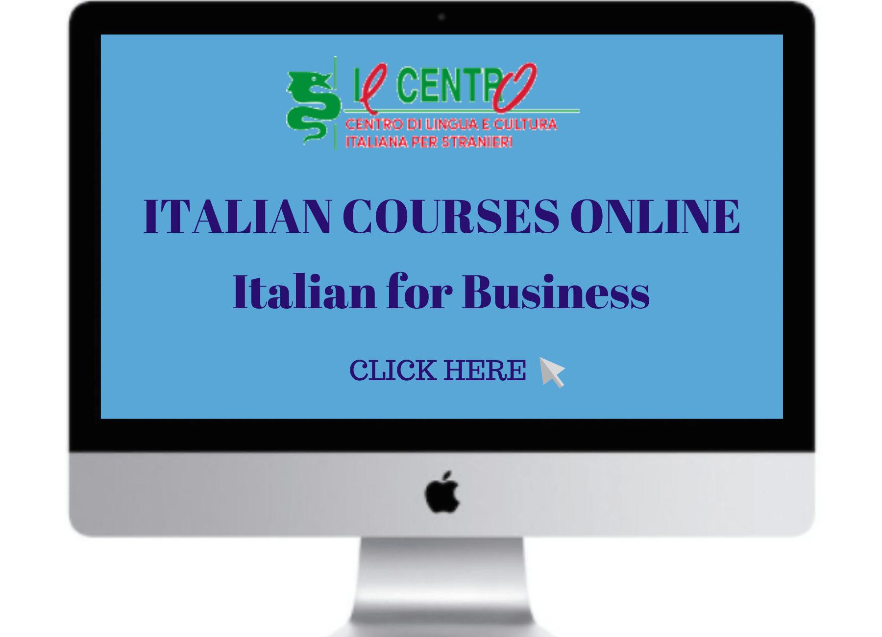Business Italian courses online for companies